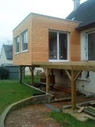Id E Extension Sur Pilotis Projects Pinterest Extensions Agrandissement  Maison