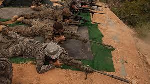 Us Korean Marines Exchange Scout Sniper Training At Kmep 2015