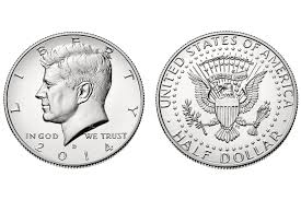 1960 Half Dollar Value Chart Kennedy Half Dollar Values And Prices 1964 2015
