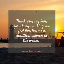 Thank You Quotes For Him Custom Thank You For Loving Me Quotes Best Of 48 Sweet Love Messages And