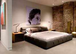 Bachelor's Pad Bedrooms