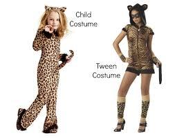 Teen girls in trashy halloween costumes