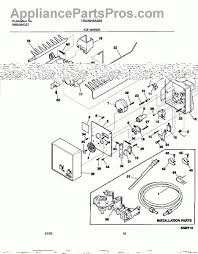 frigidaire valve wiring diagram explore wiring diagram on the net • frigidaire 242252702 water valve appliancepartspros frigidaire side by side diagram frigidaire refrigerator wiring diagram