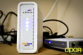 Arris Surfboard Sb6183 Review Cable Modem Custom Pc Review