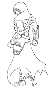 Assassins Creed Coloring Pages Happy Coloring