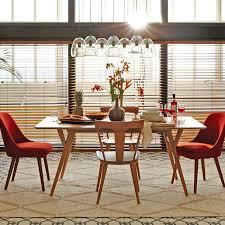 stylish mid century modern dining room table and chairs shock 6 igf usa mid mid century modern dining room chairs prepare