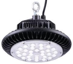 delight 100w ufo led high bay light lamp 12000lm energy saving hanging light
