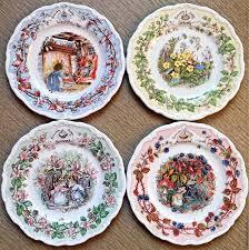 Винтажные <b>тарелки</b> — купить на Ярмарке Мастеров | Винтаж