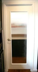 pantry door frosted glass pantry door with how to clean glass shower doors