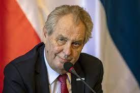 Tschechiens Präsident Milos Zeman amtsunfähig