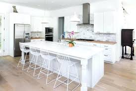 kitchen island with overhang pictures of l shaped kitchens with modern kitchen sinks contemporary and marble