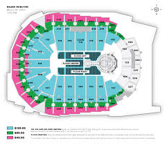 Wells Fargo Arena Virtual Seating Chart 45 Skillful Wells Fargo Seating Chart Pink