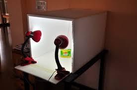 photograhy whitebox setup