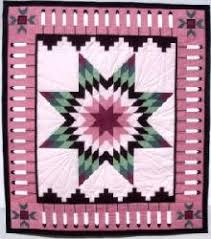 Star Quilts in Early America and Native American Quilting & Thank You to Diane's Native American Quilts Adamdwight.com