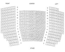 Hanover Theater Seating Map Wallseat Co