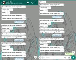 Whatsapp merupakan salah satu aplikasi chatting sosial media yang banyak digunakan. 13 Teror Chat Dari Adik Ini Secara Nggak Sadar Pasti Bikin Kamu Jadi Sosok Kakak Yang Penyabar