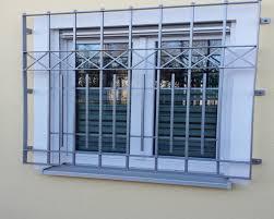 Balkone Fenstergitter