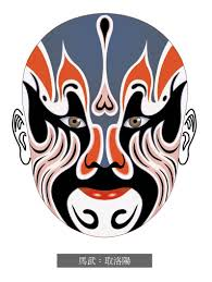 ppt se makeup in the beijing opera of china and the kabuki theatre of an powerpoint presentation id 2606956