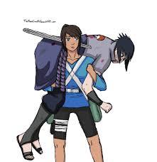 Sasuke the Overpowered Idiot by TheBlackEwe on DeviantArt