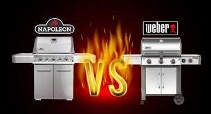 Weber Grill Temperature Chart Napoleon Vs Weber Which One Produce Better Gas Grill