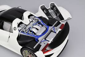 porsche 918 spyder engine. there was a lot of anger amongst collectors when autoart announced the model would ship with sealed compartment. well it isn\u0027t fully after all. porsche 918 spyder engine