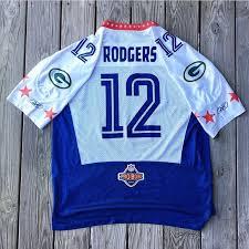 Jersey Aaron Rodgers Pro Bowl 2010 Reebok