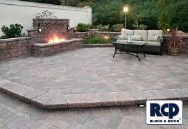 raised patio ideas pavers backyard raised patio ideas36 backyard