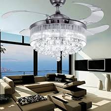 chandelier lighting kit. delighful chandelier colorled ceiling flush mounted light kit crystal silver drawing retractable  42inch fan for with chandelier lighting