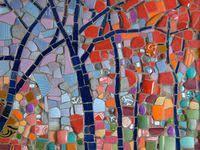ART -- Mosaics, Bas Reliefs, etc. | Estie's collection of 400 mosaic art ...