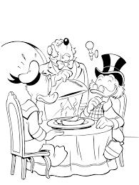 Kleurplaat Donald Duck Disney 423