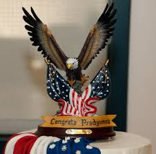 Eagle Party Decorations Eagle Court Of Honor Cake Cakes Heavens And Party Invitations