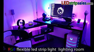 led for home lighting. SMD5050 300LEDs RGB Flexible Led Strip Light Decorative Home Lighting -  YouTube For