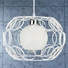 white vintage industrial ceiling lamp vintage chandelier cafe