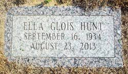 Ella Glois Hunt Hunt (1934-2013) - Find A Grave Memorial