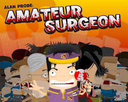 Amateur surgeon game online