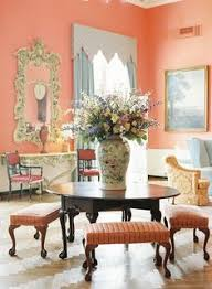 office interior wall colors gorgeous. Brilliant Colors This Peach Sitting Room In The Greenbrier Hotel Is Absolutely Gorgeous Wall  Color  In Office Interior Colors Gorgeous T
