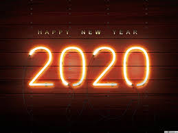 Switching Up 2020 Happy New Year Hd Wallpaper Download
