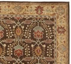 pottery barn runner rug roselawnlutheran persian style rugs