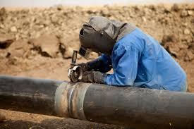 Pipeline Welding Apprentice Welding Services Ireland Tig Mig Welders Dublin Dm Mechanical