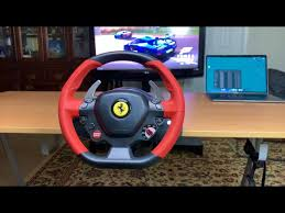 Unboxing Setup Of Ferrari 458 Spider Racing Wheel For Xbox One X S Youtube
