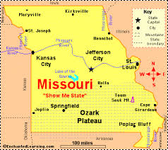 Image result for florida missouri map
