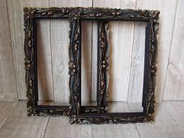 black antique picture frames. Image 0 Black Antique Picture Frames
