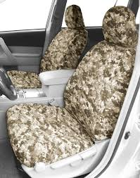 digital camouflage seat covers