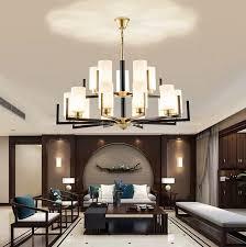 ceiling pendant 3 lights bronze gold