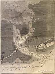 Hatteras Inlet Map