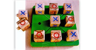 Wooden Naughts And Crosses Game Making Wooden Noughts and Crosses WoodArchivist 39