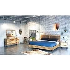 Enchanting Reclaimed Wood Bedroom Sets Modern Set Furniture Home ...