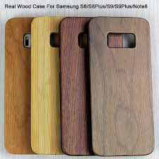 custom design wood phone case for samsung galaxy s8 s9 plus note 8 s7 edge s6 unique engraving wood cover hard back case for iphone x 7 6s 8 customized