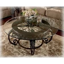t399 8t ashley furniture tullio living room round cocktail table regarding popular house ashley furniture round coffee table ideas