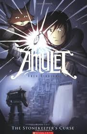 the stonekeeper s curse amulet 2 amazon co uk kazu kibuishi 9780439846837 books